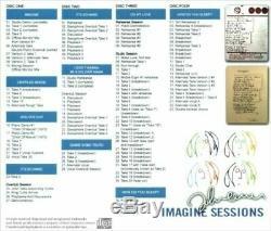 JOHN LENNON IMAGINE SESSIONS 6CD BEATLES MisterClaudel Japan NEW