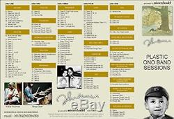 JOHN LENNON JOHN LENNON PLASTIC ONO BAND SESSIONS 5CD BEATLE MisterClaudel
