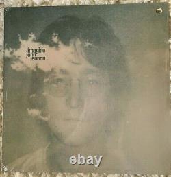 JOHN LENNON VINYL imagine LP SEALED PROMO Apple SW3379 BEATLES 1971 NO BAR CODE