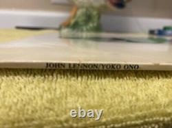 JOHN LENNON YOKO ONO TWO VIRGINS Negram Apple LP beatles Sapcor 2 1968 only 300