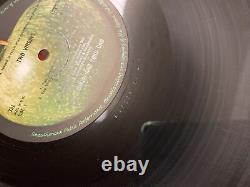 JOHN LENNON YOKO ONO TWO VIRGINS UK Apple LP beatles Sapcor 2 1968 only 5000