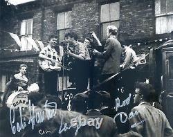 JOHN LENNON and his QUARRYMEN RARE PHOTO NUMBER 1