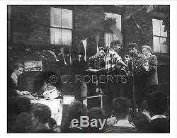 JOHN LENNON and the QUARRYMEN SET of 3 FIRST EVER PRE- BEATLES PHOTO'S