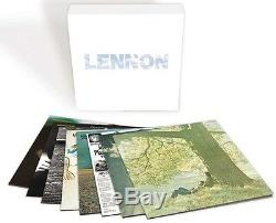 JOHN LENNON of THE BEATLES 9 LP 180g. HEAVYWEIGHT AUDIOPHILE VINYL REMASTERED