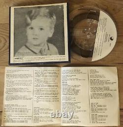 John Lennon / Beatles 1st Reel To Reel Tape PLAY TESTED NEAR MINT 7 1/2 IPS