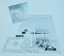 John Lennon (Beatles) Imagine 2 LP Clear Vinyl Edition 180 Gram Limited NEU