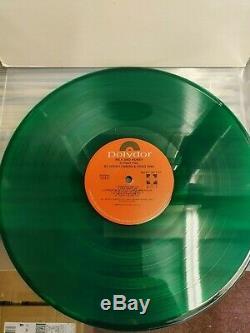 John Lennon Beatles Mega Rare Promo Custom Pressing Green Vinyl Milk And Honey