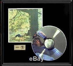 John Lennon Beatles Plastic Ono Band Rare Gold Record Platinum Disc Lp Album