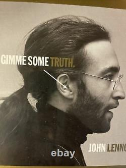 John Lennon Gimme Some Truth 2CD/Blu-Ray/5.1/Atmos Box Book Beatles Mint