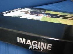 John Lennon Imagine UK CD in Limited Box with Photo Book The Beatles