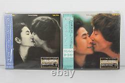 John Lennon Japan Mini Lp Cd, Lot Of 12 Albums, Original, Rare/ The Beatles