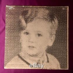 John Lennon Plastic Ono Band Sealed Album Rare Red Hype Sticker The Beatles