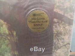John Lennon Plastic Ono Band Self Mfsl Factory Sealed Mint Lp Beatles Unopened