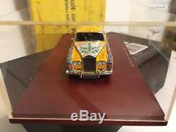 John Lennon Rolls Royce Phantom V Scale 1/43 Mulliner Park Ward BEATLES
