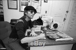 John Lennon Signed Double Fantasy Album With Full Photo Provenance The Beatles