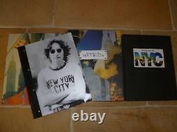 John Lennon Sometime In New York City Genesis Publications Beatles Yoko Ono