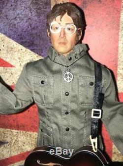 John Lennon, The Beatles, One Sixth Scale Action Figure