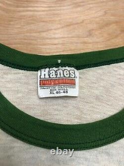 John Lennon Tshirt Vtg Beatles 70s War Is Over Yoko Plastic Ono Band Shirt Rare