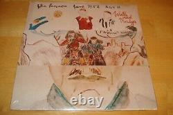 John Lennon Walls & Bridges 1974 Sealed 1st Press Flap Cover Apple LP Beatles