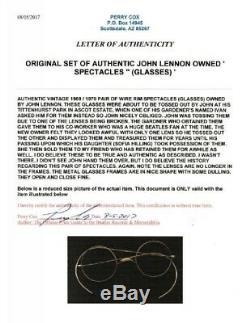 John Lennon Wire Rim Glasses (beatles)
