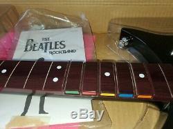 John Lennon Xbox 360 Beatles Rock Band Wireless Rickenbacker 325 Guitar Control