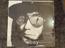 John Lennon Yoko Ono 1970's ORIGINAL STAMPED POSTER / Beatles