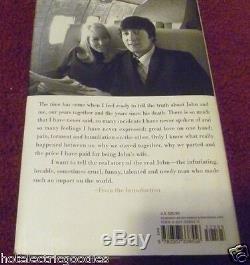 John by Cynthia Lennon SIGNED Autographed JOHN LENNON Beatles 1/1+ photo PROOF