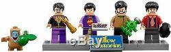 LEGO 21306 Ideas The Beatles Yellow Submarine 553 Pieces NEW z