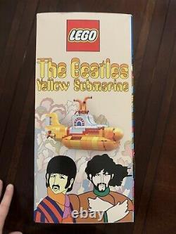LEGO 21306 Ideas Yellow Submarine The Beatles Sealed New Retired Set
