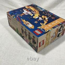 LEGO 21306 The Beatles Yellow Submarine Building Set Retired Brand New Sealed