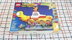 LEGO 21306 The Beatles Yellow Submarine - NEW IN SEALED BOX