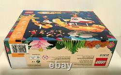 LEGO 21306 The Beatles Yellow Submarine Retired IDEAS Set New in Sealed Box