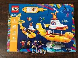 LEGO 21306 Yellow Submarine The Beatles Brand New