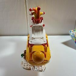 LEGO Beatles Yellow Submarine (preowned, 100% complete in excellent condition)