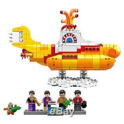 LEGO IDEA- BEATLES YELLOW SUBMARINE- 21306- BRAND NEWithSEALED