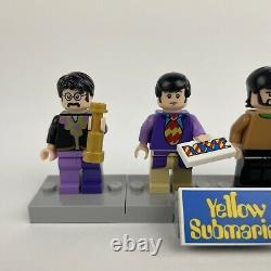 LEGO Ideas 21306 The Beatles Yellow Submarine 100% Complete Boxed Retired Set