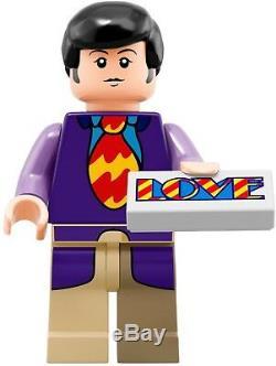 LEGO Ideas 21306 The Beatles Yellow Submarine Brand New