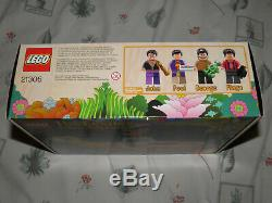 LEGO Ideas 21306 The Beatles Yellow Submarine New in sealed box