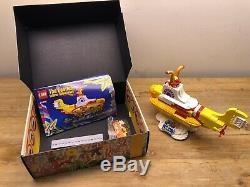 LEGO Ideas Beatles Yellow Submarine (21306)