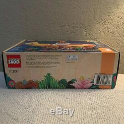 LEGO Ideas THE BEATLES Yellow Submarine #21306 BRAND NEW, RARE