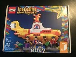 LEGO Ideas The Beatles- Yellow Submarine (21306)