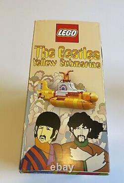 LEGO Ideas The Beatles Yellow Submarine #21306 Retired Sealed NEW