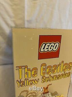 LEGO Ideas Yellow Submarine (21306) The Beatles Retired