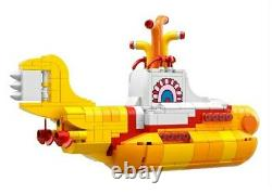 LEGO Ideas Yellow Submarine the Beatles 21306 100% Complete in Original Box