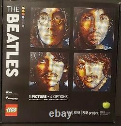 LEGO The Beatles ART (31198) NEW SEALED SHIPS FREE L@@K