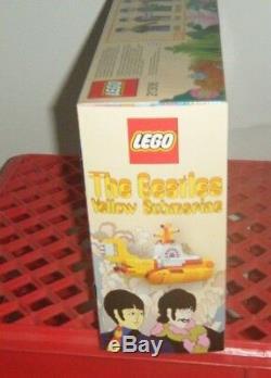 LEGO The Beatles Ideas Yellow Submarine 21306 MNIB