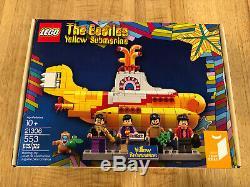 LEGO The Beatles Yellow Submarine (21306)