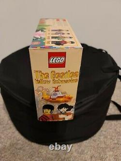 LEGO, The Beatles, Yellow Submarine (21306), 10+, Sealed, New in box