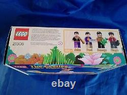 LEGO Yellow Submarine (21306) Beatles NIB excl cond