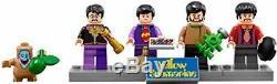 Legothe Beatlesyellow Submarine#21306brand Newnever Openedpristine Conditi